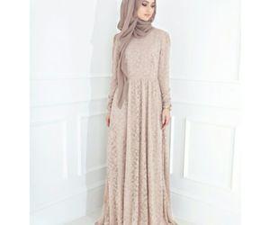 islam, beautiful, and dress image