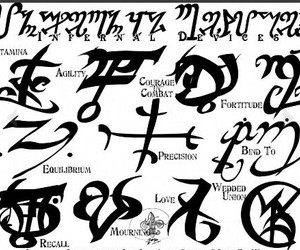 jace, clary, and runes image