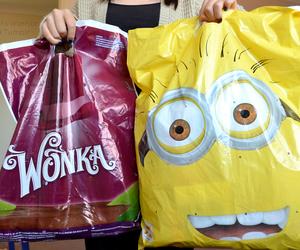 minions and wonka image