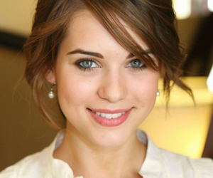 lyndsy fonseca and smile image