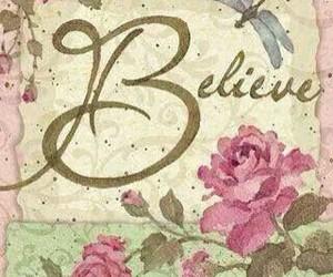believe, bible, and jesus image