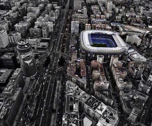 madrid, real madrid, and city image