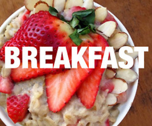 fitness, breakfast, and healthy image