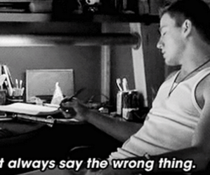 wrong, channing tatum, and quote image