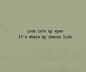demon, quote, and imagine dragons image