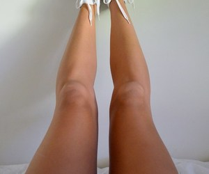 legs, converse, and white image