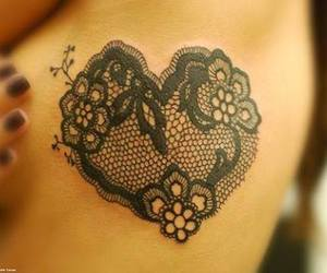 heart tattoo image