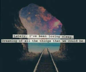 counting stars, quote, and one republic image