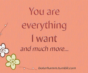 flowers, pink, and text image