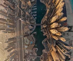 city, Dubai, and cool image