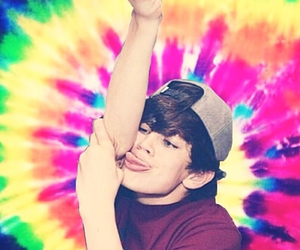 boy, boys, and hayes grier image