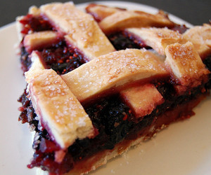 cake, pie, and food image