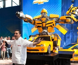 cake, transformers, and cake boss image