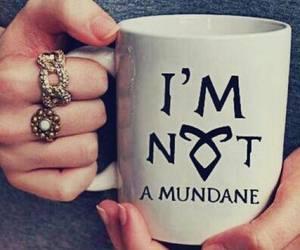 mundane, book, and shadowhunters image