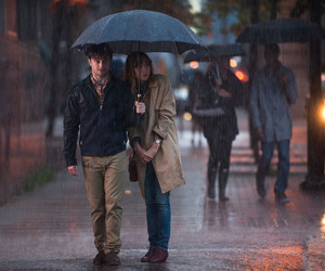 daniel radcliffe, rain, and what if image
