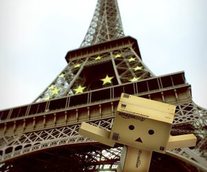 box, danbo, and paris image