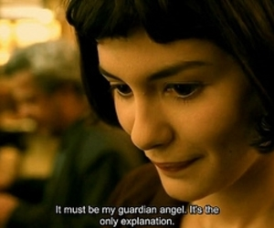 amelie, in love, and poetry image