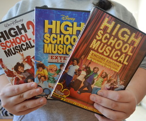 high school musical, movies, and disney image