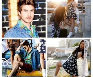 joey graceffa, meghan camarena, and daisy dennis makeup image