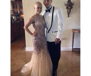 beautiful, Prom, and prom dress image