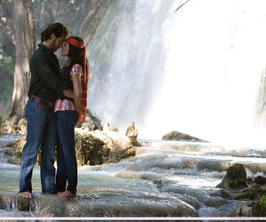 couple, natural, and water image