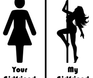 my girlfriend, pole dance, and the best image
