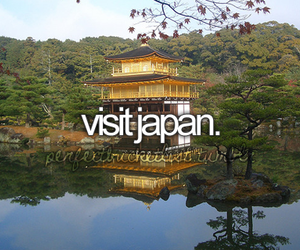 japan, before i die, and travel image