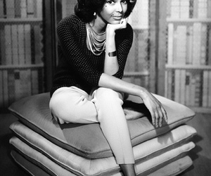 beautiful, old hollywood, and dorothy dandrige image