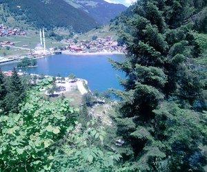 lake, landscape, and turkey image