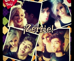 crazy, zerrie, and cute image