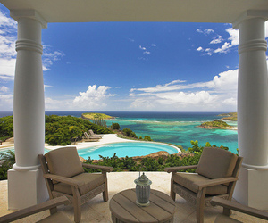 view, luxury, and beach image