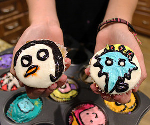 adventure time, cupcakes, and quality image