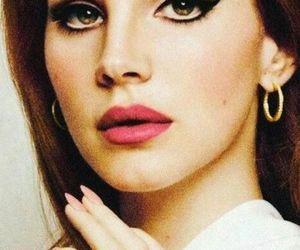 lana del rey, lana, and lips image