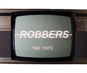grunge, robbers, and the 1975 image