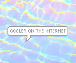 internet, cool, and cooler image