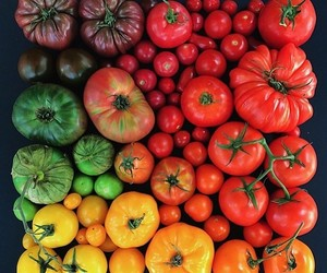 food, tomato, and colorful image