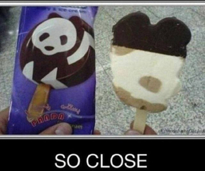 funny, ice cream, and lol image