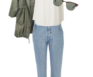 basics, denim, and peace image