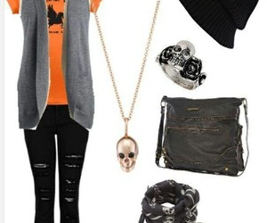 clothes, outfit, and camp half blood image