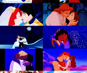 kiss, disney, and love image
