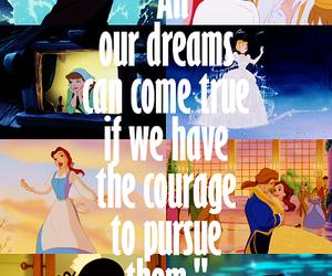 disney, Dream, and princess image