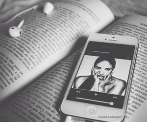 book, demi lovato, and music image