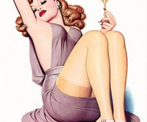 Pin Up image
