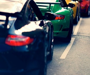 911, Hot, and cars image