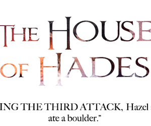 percy jackson and the house of hades image