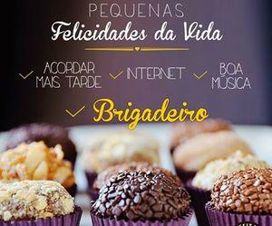 brigadeiro, candy, and chocolat image
