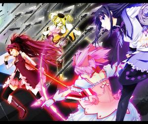 anime and madoca magica image