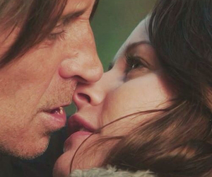 rumbelle, once upon a time, and belle image