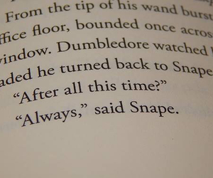 always, books, and dumbledore image