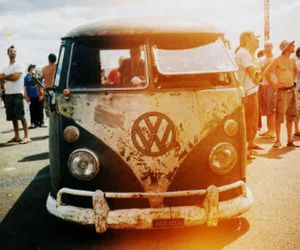 fun, vw, and hippie image